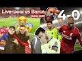"""Enigma Norteño en Anfield Stadium - """"LIVERPOOL VS BARCELONA"""" (UCL 19 Semifinals)"""