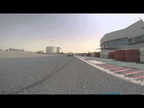 dubai kartdrome practice senior max energy