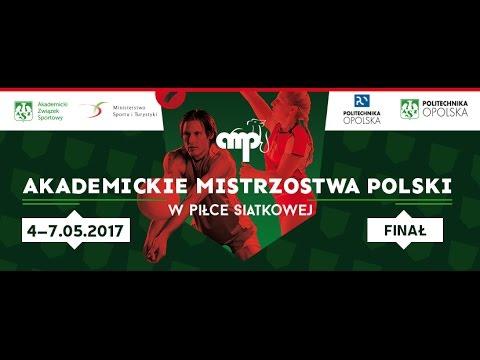 Mecz O III Miejsce Mężczyzn - AMP Siatkówka 2017
