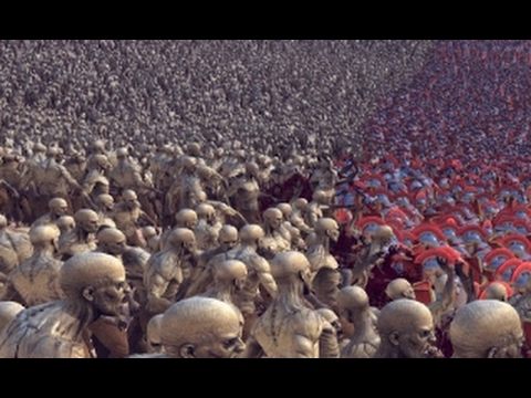 100 000 Воинов На 1 Карте!!! Битва Бастардов Из Игры Престолов В Ultimate Epic Battle Simulator 1