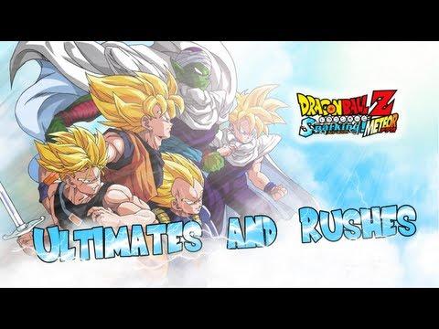 DBZ Budokai Tenkaichi 3 Ultimates And Rushes BEST QUALITY
