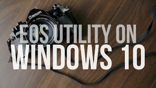 download lagu How To : Install Canon Eos Utility On Windows gratis