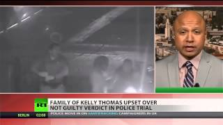FBI, looks into California cops after  acquittal in homeless murder case  1/15/14