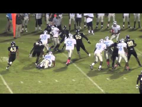 Raekwon McMillan LB Junior Highlights