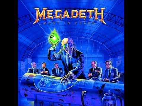 Megadeth - Hangar Eighteen