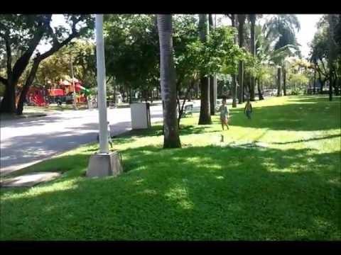 BANGKOK – Lumphini Park + Chulalongkorn Campus