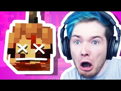 This Minecraft Map Needs a SCARY WARNING!