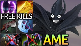 AME [Spectre] Where are you! My Food 7.15 Dota 2