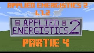 Présentation / Mod Spotlight Applied Energistics 2 4/6[Fr]
