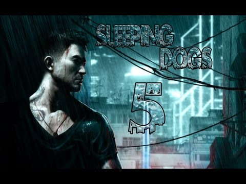 Let´s Play Sleeping Dogs #5 German][FullHD]  George Clooney in my City