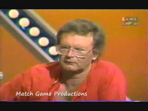 Match Game Synd. (Kirstie Alley as a Contestant) (Episode 19)