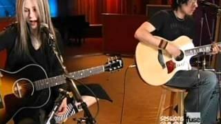 download lagu Avril Lavigne - Sk8er Boi Acoustic Live Sessions  gratis