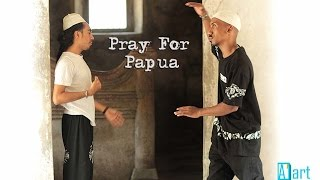 "HipHop ""Pray For Papua"""