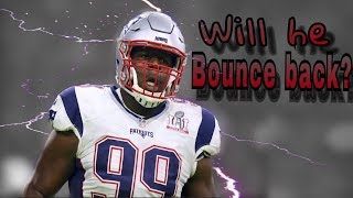 Can Patriots DT Vincent Valentine come back from injury?