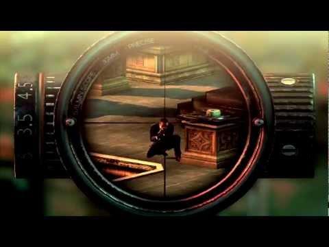 Hitman: Sniper Challenge Trailer