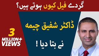 Top Nephrologist in Lahore - Dr. Shafiq Cheema Talks About Kidney Failure & Kidney Stones