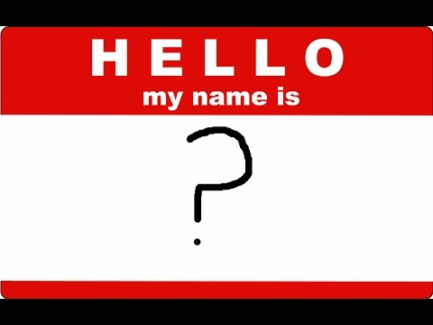 How Do You Pronounce Names Correctly? Question