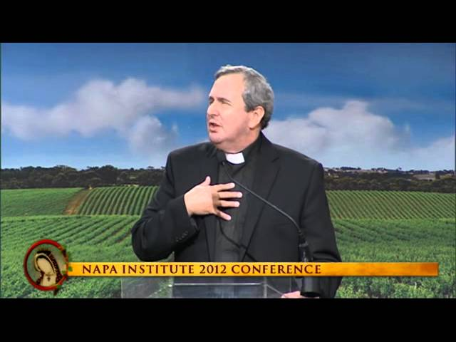 The 2012 Napa Institute Day Catholic Education: Fr. Robert Barron & Frank Hanna III