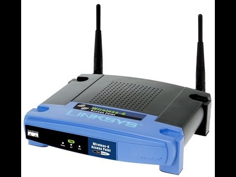 Linksys WAP54G Wireless-G Access Point_Basic Configuration