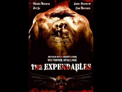 The Expendables Soundtrack: Diamond Eyes video