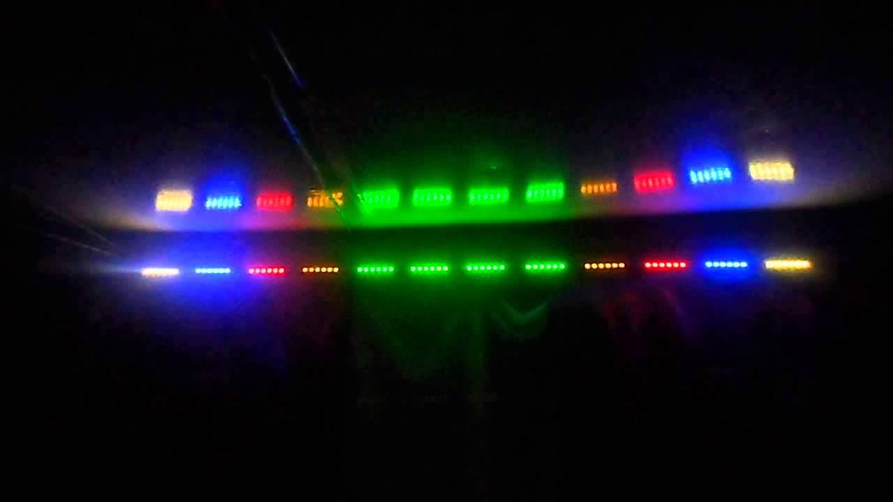 Цветомузыкальный rgb контроллер