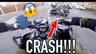 QUAD BIKE CRASH!! **OMG**