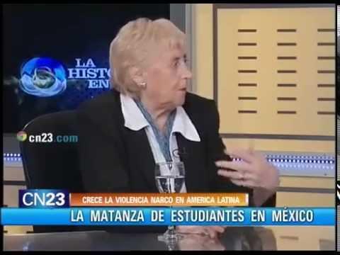TV ARGENTINA EXPONE MATANZA DE NORMALISTAS EN MEXICO/AYOTZINAPA