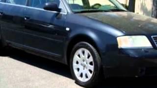 2001 Audi A6 2.8 Avant quattro Wagon - Costa Mesa, CA