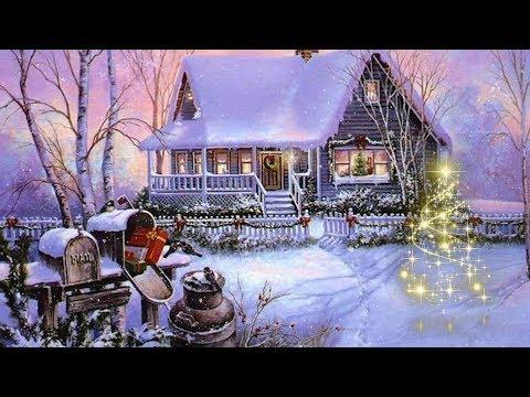 Christmas instrumental music, Christmas peaceful music Christmas Home by Tim Janis