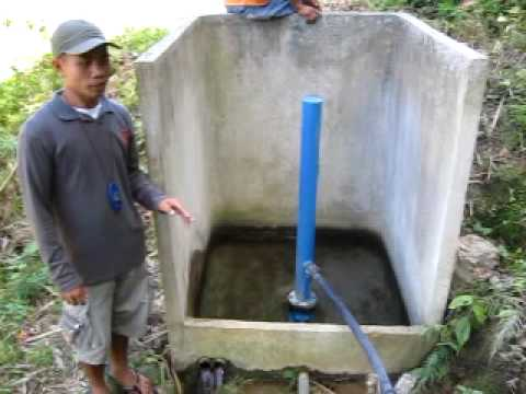 A water pump that needs no electricity or fuel!