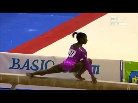 Simone Biles (USA) AA BB 2013 Jesolo - AA