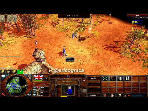 Age of Empires III - The Warchiefs - Ep.01