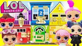 LOL SURPRISE Confetti Pop Series 3 Hide And Seek Game
