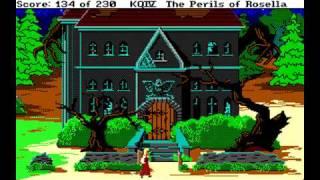 King's Quest Retrospective: The Perils of Rosella