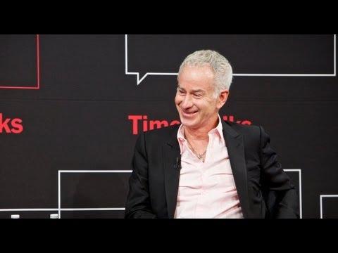 John McEnroe | Long Interview | TimesTalks