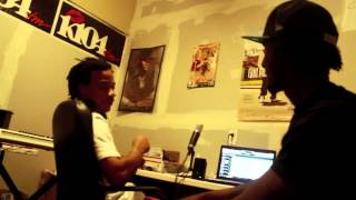 "Zoreal in YoYo w/ Kelly da Kid recording ""Self Made Self Paid"" [New2012] Pt.1"