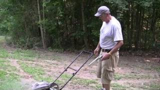 500 Magnum vs Lawn Mower