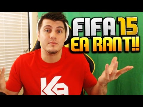 FIFA 15 EA RANT!! TRANSFER MARKET CONCERNS & NEW FEATURES!!
