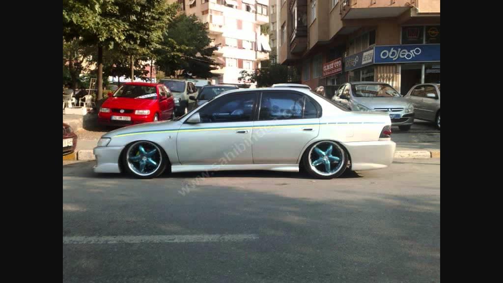 Toyota Corolla Ae 101 Youtube
