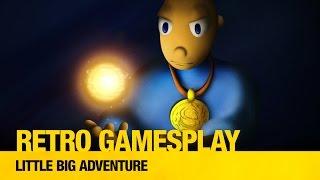 Retro GamesPlay: Little Big Adventure