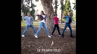 Ouça The FRIENDS Dance by MONTANA TUCKER and LELE PONS