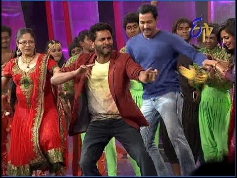 Prabhu Deva's Ultimate Dance In Dhee6 Grand Finale video