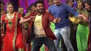 Prabhu Deva's Ultimate Dance in Dhee6 Grand Finale