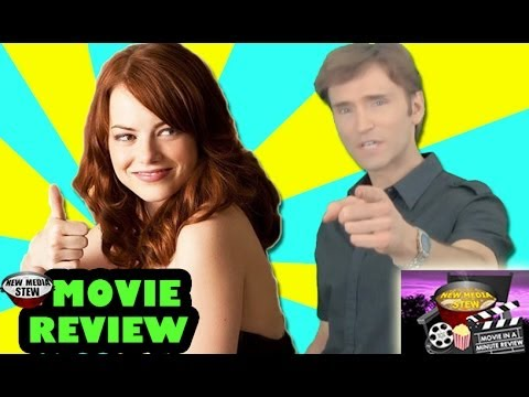 EASY A Official Movie Trailer HD - EMMA STONE! : NMS Ep#10