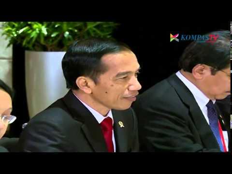 Pidato Presiden Joko Widodo di Forum APEC