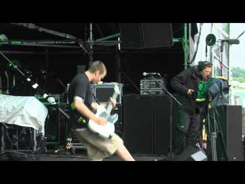 Walls of Jericho - Revival Never Goes Out Of Style @ Reload Festival 2012