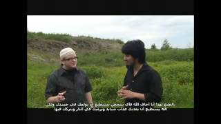 Why A Canadian Embraced Islam – كندى اسلم من اقل من سنه