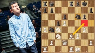 One Ding to Rule Them ALL || Ding vs MVL || Grand Chess Tour Finals (2019)