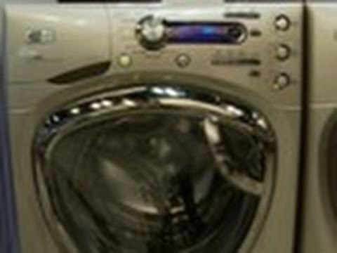 2011 Builders' Show: GE Profile washing machine