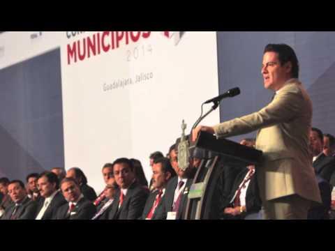 FENAMM reconoce a Samuel Toledo con el Premio Nacional al Buen Gobierno Municipal 2014